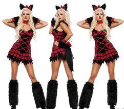 Sexy Fox Costume - $55.00