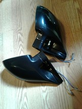 FK Automotive N Look Sports Mirror Set black with indicators. X000MFB7VF image 1