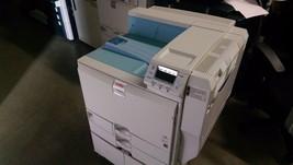 Ricoh Lanier LP440C Laser Printer color copier multi tray commercial ind... - $749.95
