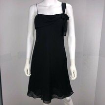 Ann Taylor LOFT Women's Size 2 Black Shift Dress - $19.78
