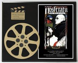 NOSFERATU THE VAMPYRE LTD EDITION MOVIE REEL DISPLAY - $66.45