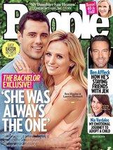 People Magazine - March 28 2016 (Bachelor's Ben Higgins and Lauren Bushn... - $1.97