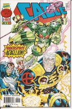 Marvel Cable #39  Innerspace Rebellion X-Men War Mutants Action Drama - $2.95