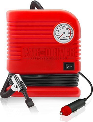Portable Air Compressor Pump w/ Cigarette Lighter Adapter For Car Bike Tires for sale  USA