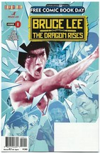 Bruce Lee The Dragon Rises #0 Promo Free Comic Book Day FCBD Darby Pop -... - $7.95