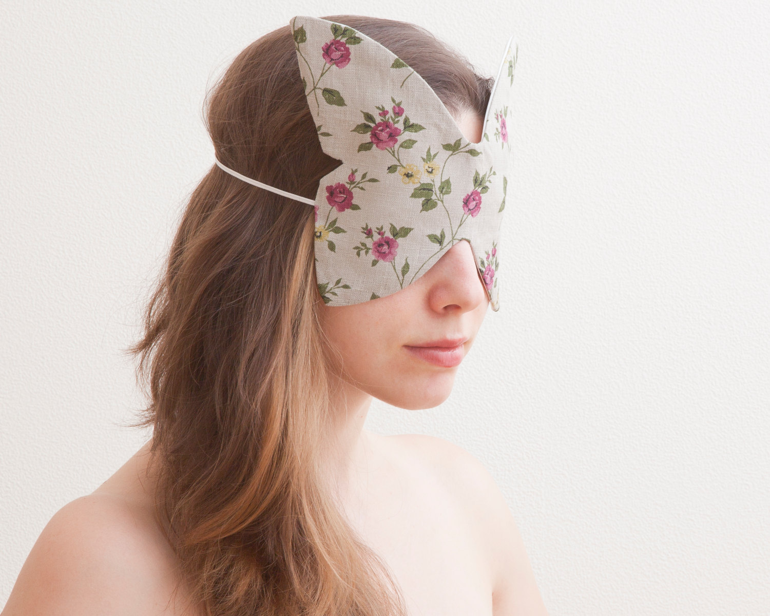 Butterfly Sleep Mask Slumber Party travel mask honeymoon gift Eye Sleep Mask