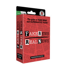 Fake News Card Game  by License 2 Play  - $14.97