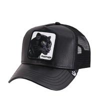Goorin Bros Mesh Cap Animal Farm Truth Will Prevail Black Panther Trucker Hat