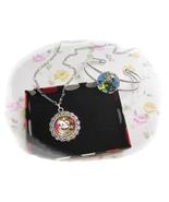 FELIX THE CAT Cabochon Necklace and Bracelet Set  - $4.35 - $8.70