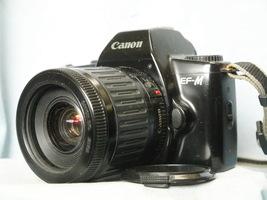 Canon EF-M 35mm SLR Camera c/w 35-80MM Autofocus Zoom Lens - Nice Set- - $30.00