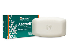 Himalaya Aactaril Medicated SOAP for bacterial ... - $5.99