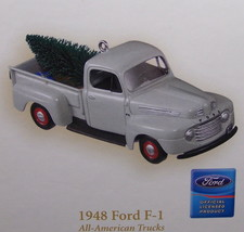 Hallmark 2006 All American Trucks #12 1948 Ford F-1 Pickup Truck Ornamen... - $64.95