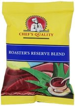 Chefs Quality Roaster 100% Arabica Reserve Blend Coffee, 81 Ounce (36-2.... - $31.36