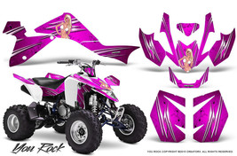 SUZUKI LTZ 400 09-15 GRAPHICS KIT CREATORX DECALS YOU ROCK P - $178.15