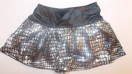 Halloween Infant Girls Pleather Foil Tutu Skirt Size 12 Months NWT - $4.40