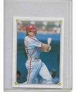 1987 Topps Baseball Stickers Mike Schmidt Card # 116 Philadelphia Philli... - $1.00