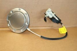 01-06 Audi TT MK1 Quattro S-line Fuel Filler Door w/ Latch Actuator & Cable image 2