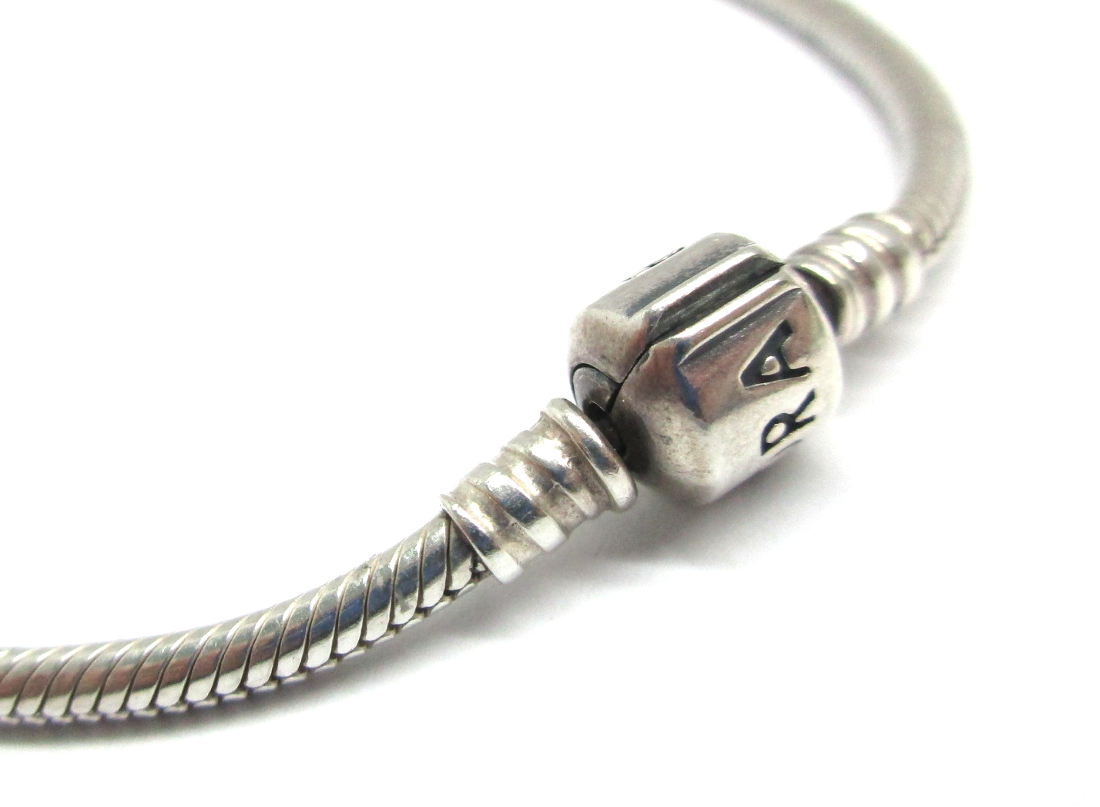 Pandora Women's .925 Silver Necklace