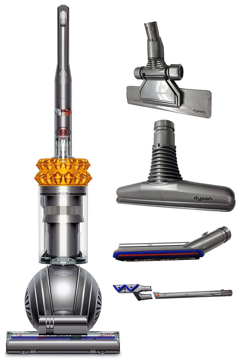 dyson cinetic big ball multi floor upright vacuum cleaner vacuum cleaners. Black Bedroom Furniture Sets. Home Design Ideas