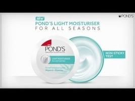 Ponds Light Moisturiser 75ml, 150ml Non Oily Fresh Feel For Soft & Glowing skin - $8.45+