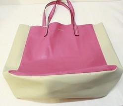 Este Lauder pink and beige large tote bag - $8.90