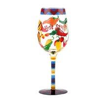 Top Shelf Hot Stuff Wine Glass - $25.47