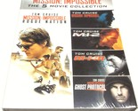 MISSION IMPOSSIBLE - THE 5 MOVIE COLLECTION 5-DISC DVD SET - BRAND NEW !