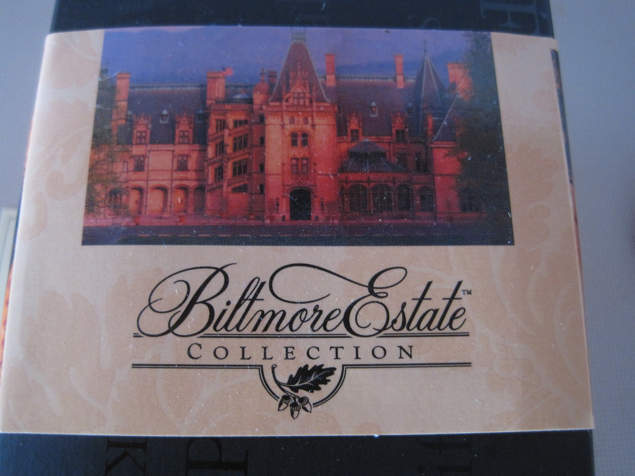 "Just the Right Shoe Biltmore Estate Collection ""Charisma"" in box"