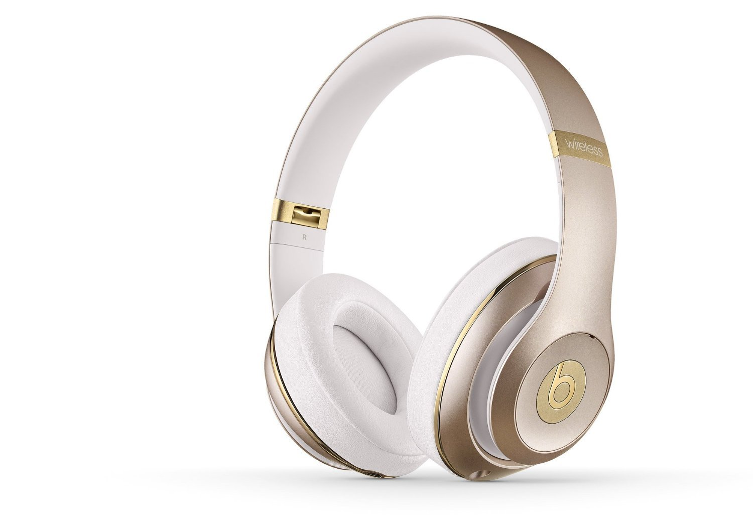 beats studio wireless over ear headphone gold limited edition new studio 2 0 headphones. Black Bedroom Furniture Sets. Home Design Ideas