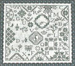 Simple Gifts Joy quaker cross stitch chart Praiseworthy Stitches - $12.60