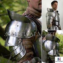 NauticalMart Larp Giant Warrior Pauldrons Armor Costume - $139.22