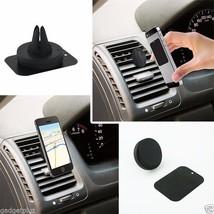 Magnetic Air Mount Clip Air Vent Car Holder For Samsung Galaxy S6 Edge - $7.99