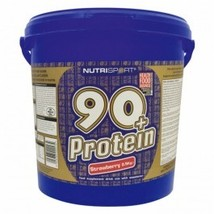 Nutrisport - 90+ Protein - Strawberry - 2.5Kg - $67.46