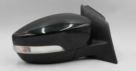2015-2018 Ford Focus Right Passenger Side Black Heatedpower Door Mirror Oem - $148.49