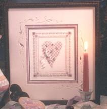 Cherry Heart Kit cross stitch Shepherd's Bush - $24.00