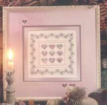 Charmed Hearts Kit cross stitch Shepherd's Bush - $24.00