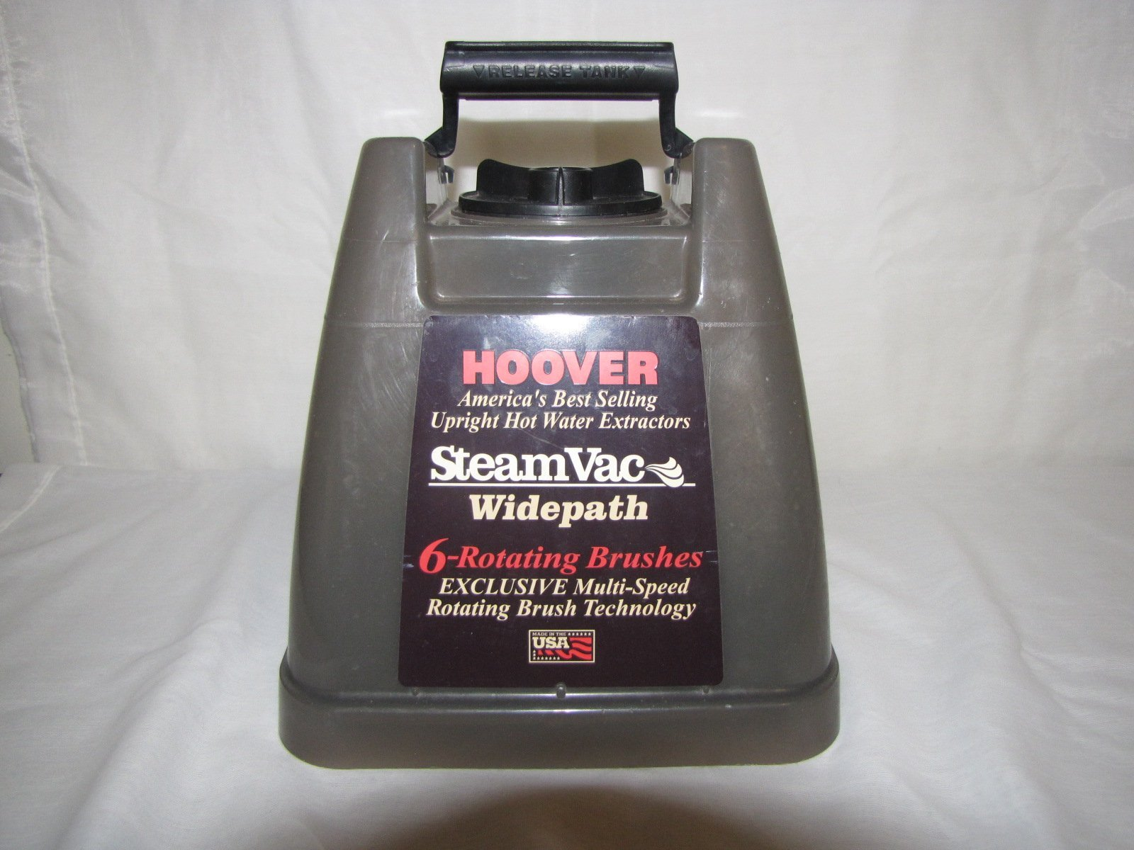 Hoover SteamVac Clean Water Tank Part # 42272134