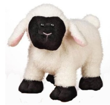 Webkinz Hm227 Sheep  New With Unused Sealed Code (Retired) - $5.00