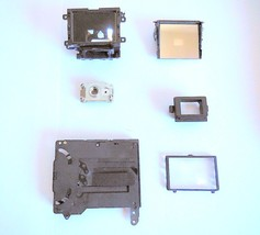 USED PARTS for Canon EOS 650 Film Camera reflex mirror, blades FOR REPAIR - $12.00