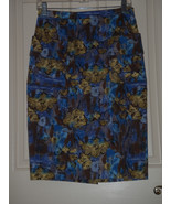 Plenty by Tracy Reese Anthropologie Hortulan Pencil Skirt Size 6 - $46.43
