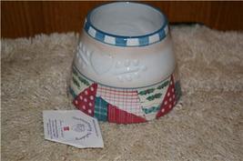 Home Interiors Heartwarming Candle Shade Homco - $11.99