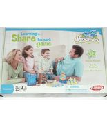 NOODLEBORO Learn to SHARE Fun Park Game New - $24.00