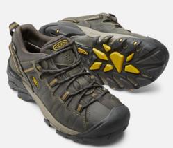 Keen Targhee II Low Top Size 9 M (D) EU 42 Men's WP Trail Hiking Shoes 1012213