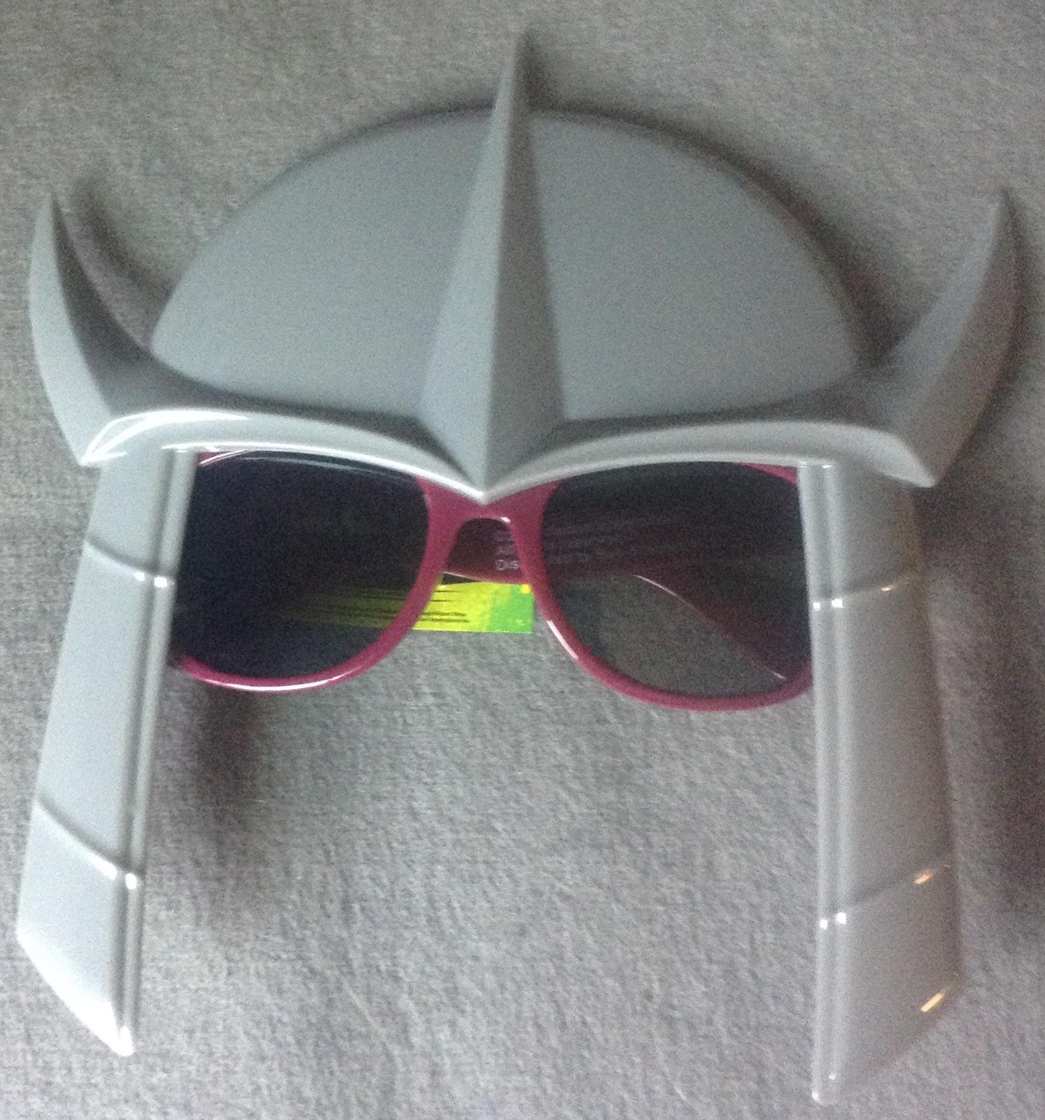 Teenage Mutant Ninja Turtles Shredder Shades Sunglasses Cosplay Mask Lootcrate