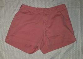 Women's Old Navy Denim Jean Short Short's ~ Sz 10 ~ Pink ~ 100% Cotton - $8.90