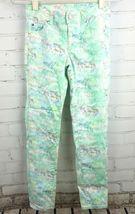 JUSTICE Lightweight Sweater Top + Unicorn Premium Jeans Size 12 Set Lot image 6