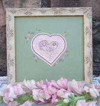 A Friend Heart Kit cross stitch Shepherd's Bush - $12.00