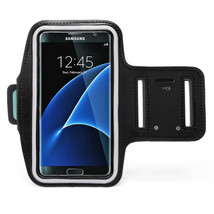 Sports Running Armband Case for Samsung Galaxy S7 - Black - $4.99