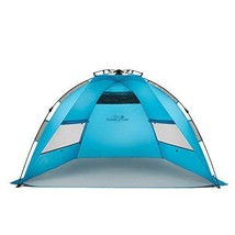 Pop Up Beach Canopy Tent Sun Shelter Easy Up Sy... - $92.18