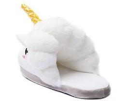 Kawaii Clothing Cute Ropa Harajuku Unicorn Pony Slippers Shoes Zapatos Unicornio image 3